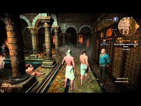 THE WITCHER 3 Wild Hunt Gameplay German PC Deutsch Part 192 (Finder Junior)