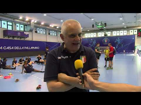 Focus sul corso allenatori di 3° livello: intervista a Giuseppe Tedesco