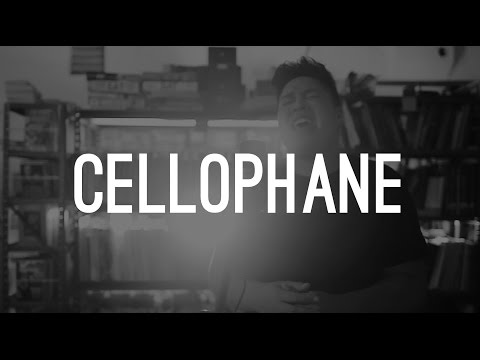 Cellophane | Sia | Cover by Justin Critz