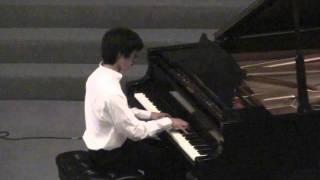 Richard Cho: Notturno Op. 54 No.4, Edvard Grieg