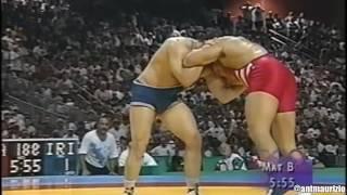 Kurt Angle: That's How Winning Is Done (Olympics 1996)