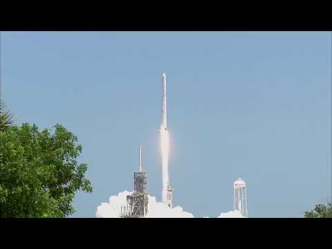 SpaceX/Dragon CRS-12 Launches to the International Space Station