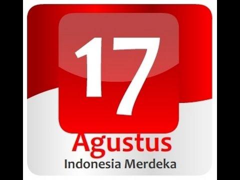 Lirik Lagu 17 Agustus 1945 Hari Kemerdekaan Indonesia