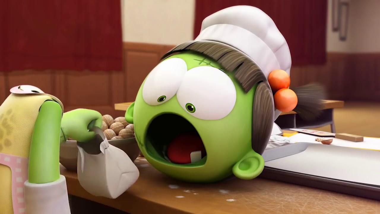Spookiz | Culas on Fire! LITERALLY |  Funny Cartoons For Kids | WildBrain Cartoons