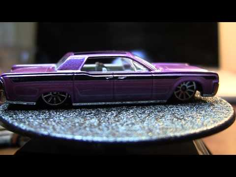 Hot Wheels : 20 Cars for the K-day Mail-in Travel Video