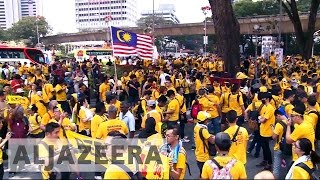 Arrests ahead of Malaysia anti-government rally