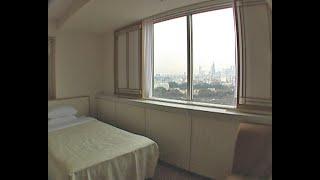 Номер в гостинице New Otani, Токио. 2004 год