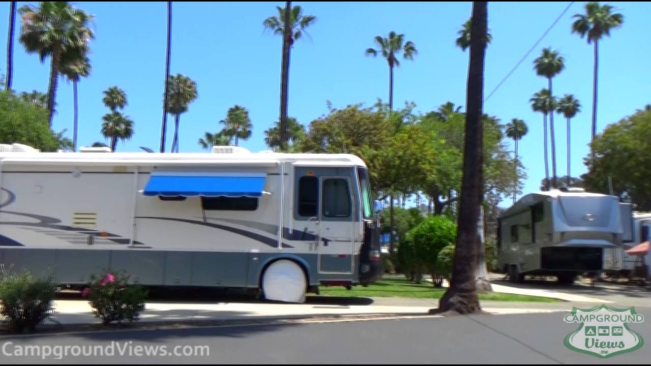 san diego rv resort la mesa california ca youtube