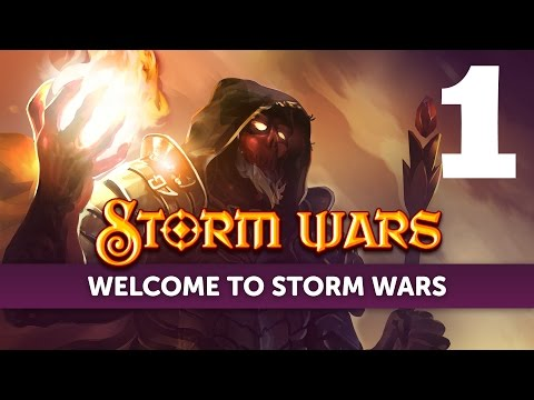 S1E1: Welcome to Storm Wars