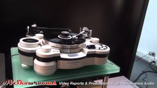 CH Precision, Vivid, TechDAS, Air Force One turntable, High End Munich
