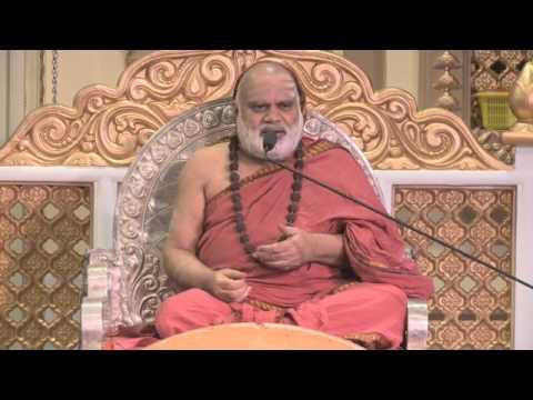 Anugraha Bhashanam At Shenkottai By Sharadapeetham