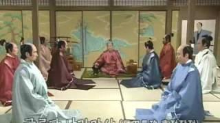 韩国ドラマのワンシーン 朝鮮語を話す豊臣秀吉 デタラメ捏造.