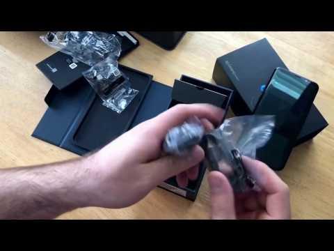 Samsung Galaxy S8 / Gear VR unboxing