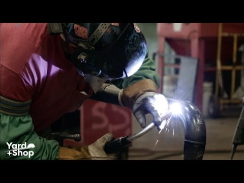 Inside a Specialty Contractor's Pipe Fabrication Shop | Yard