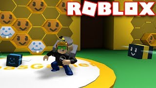 MY AWESOME BEE HIVE in ROBLOX BEE SWARM SIMULATOR