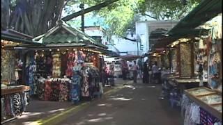 カラカウアアベニュー from {Hawaii Web TV}