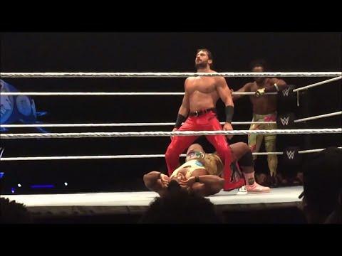 WWE Live in Monroe LA 8/27/17