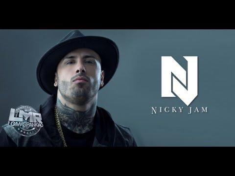 nicky jam mi alma llora official video reggaeton youtube
