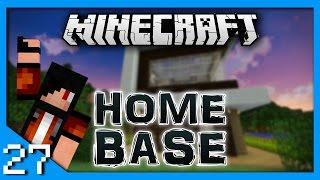 minecraft 與phoenixblack一同遊玩 home base ep 27 改造