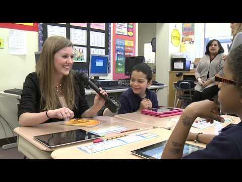 Huntington School Leveraging IPad Technology