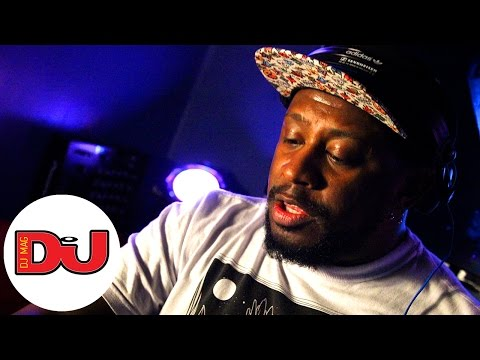 DJ Marky LIVE from DJ Mag HQ (Secret Garden Party Takeover)