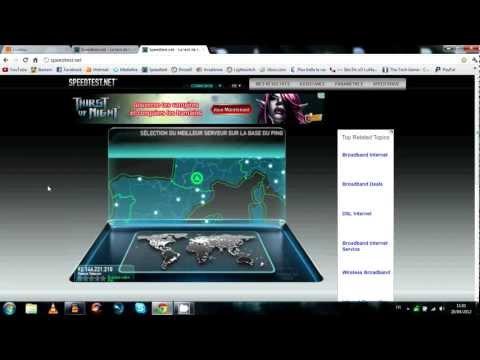 Tuto comment booster sa connexion internet funnydog tv - Comment ameliorer sa connexion internet ...