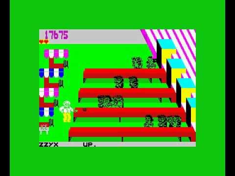Tapper - ZX Spectrum