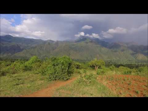 Livingstone Mountains and the Busokelo Valley Mbeya, Tanzania (DJI Phantom 3 Standard)