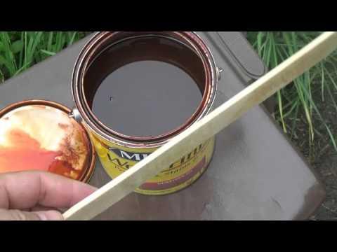 Подчеркнём текстуру, защитим волокна: зачем нужна морилка для дерева