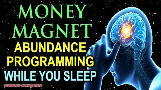 Bolluk Ve Zenginlik ~ Millionaire Mindset İçin PARA MIKNATISI ~ Uyku Programlama Sözler DUYUYORUM!