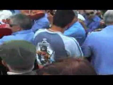 Fiesta de Verdiales en Las Tres Cruces: Encuentro
