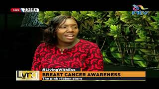The pink ribbon story- Breast cancer awareness || Living with Ess