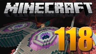 Base Espacial - Minecraft Em busca da casa automática #118.