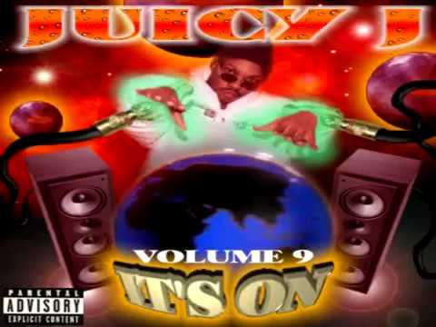 Juicy J   Vol 9 It's On Full Tape 1994