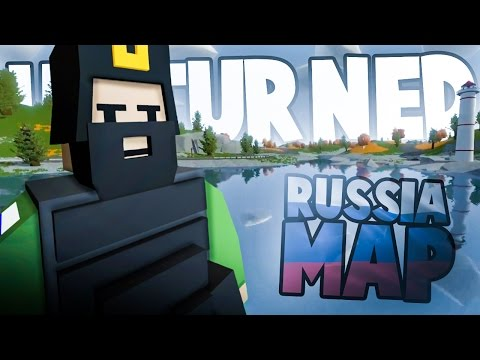 Unturned 3.16.0.0 RUSSIA MAP Teaser Trailer BREAKDOWN! (In-Depth Analysis)