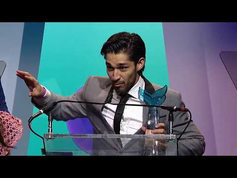 Wil Dasovich wins Vlogger of the Year || Shorty Awards 2018