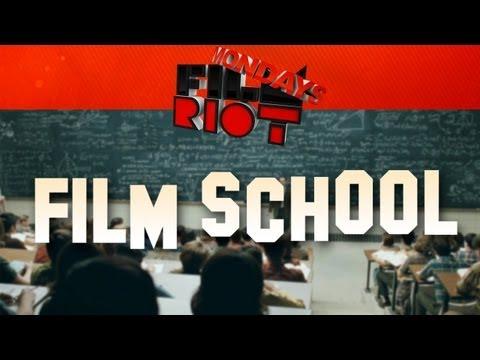 Mondays: Is Film School Necessary, Beards & What If Josh Left Film Riot?