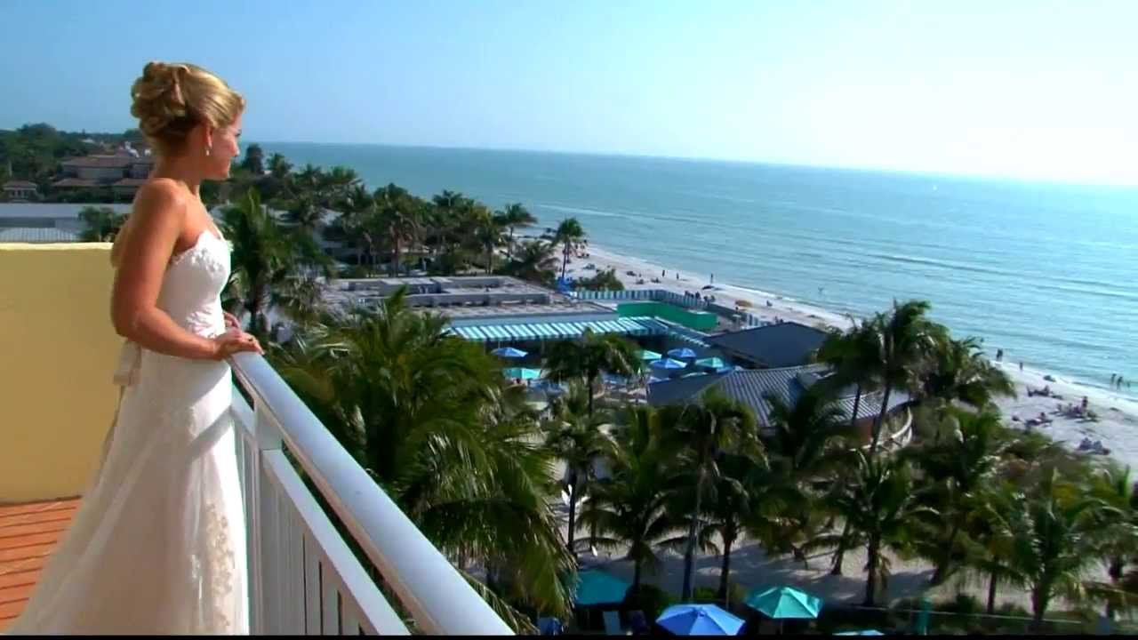 Naples Beach Hotel And Golf Club Wedding Video Highlights