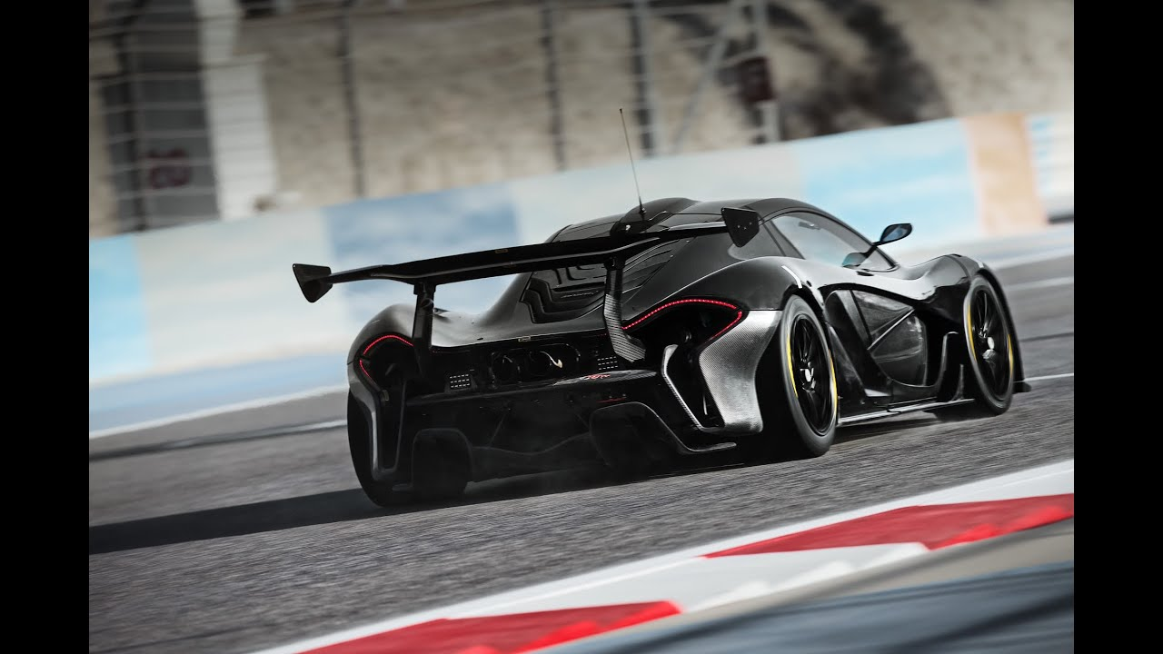 2016 McLaren P1 GTR TOP SPEED 0 60