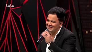 بابک محمدی - چادر طلایی - اعلان نتایج ۳ بهترین / Babak Mohammadi - Chadar Telaye - Top 3 Elimination