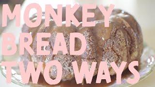 Monkey Bread Recipe (x2!)  Food Memories