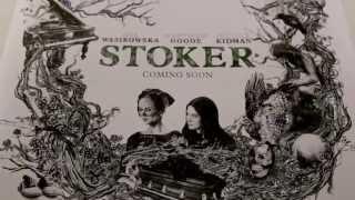 Stoker -  The Making of the International Teaser Poster