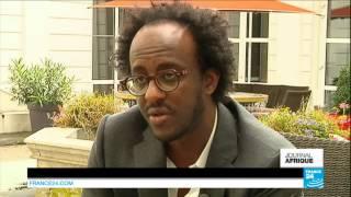 """Dinaw Mengestu, auteur de """"Tous nos noms"""", nouvelle étoile de la littérature - AFRIQUE"""