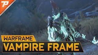 Warframe: Vampire/Revenant Frame Vlad, New Melee, Sacrifice Soon? ( Dev 112)