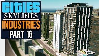 Cities: Skylines Industries   SELF-SUSTAINING HOUSING (#16)