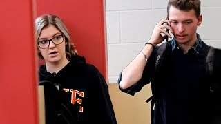 Embarrassing Phone Calls in Public PRANK! (Part 5)