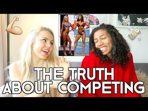 BIKINI COMPETITION Q&A - CARDIO, CHEAT MEALS, HIDDEN COSTS & MORE