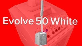 Electro-Voice Evolve 50 in WHITE | Quicklook