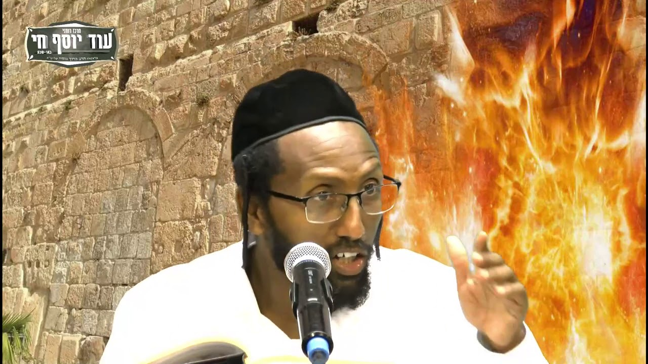 למה נחרב בית הקדש ואיך זה קשור למשה רבינו - הרב ברוך גזהיי
