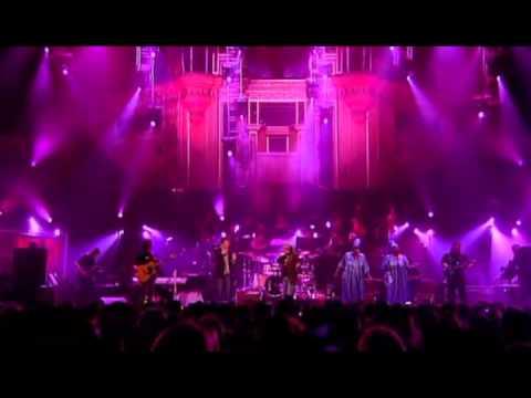 Zucchero feat  Paul Young   Senza Una Donna